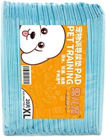 Zeiwohndc 20 Dogs Training Urine pad pet Diapers / Zeiwohndc 20 Dogs Training Urine pad pet Diapers