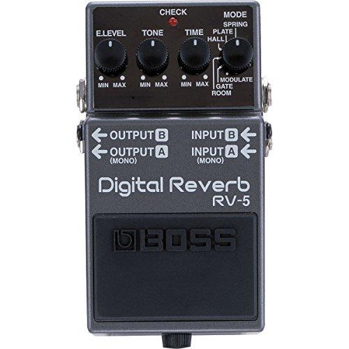 Boss RV-5   Digital Spring Gate Reverb Pedal