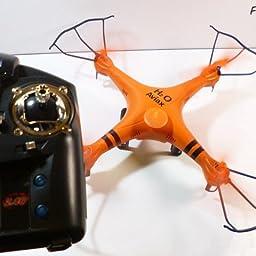 GPTOYS H2O Aviax - Mini Drone impermeable, (Cuadricóptero ...