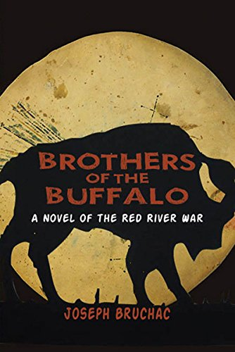 Joseph Bruchac - Brothers of the Buffalo: A Novel of the Red River War