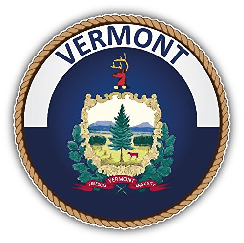 Vermont State Seal - 9