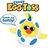 "Easter Egg Toss Toy, The Easter Gift for Kids and Toddlers That Will ""Crack"" You Up"