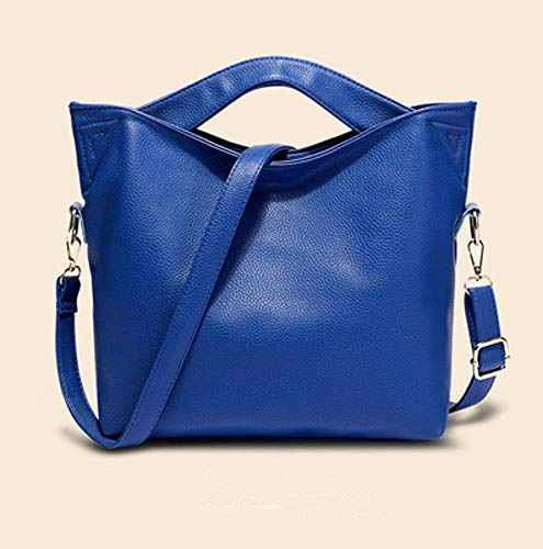 Retro Bag Shoulder PU Leather Handbag Messenger Female C Single Bag Hongge Bag Leather Fashion Lady aqIEOT