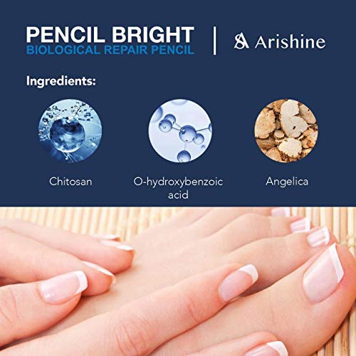 Arishine Toenail Fungus Treatment Fungus Stop Maximum Strength AntiFungal Nail Solution Effective