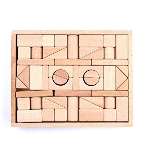 wooden-blocks-iplay-ilearn-wood-block-set-natural-wooden-stacking-cubes-blocks-52-pcs