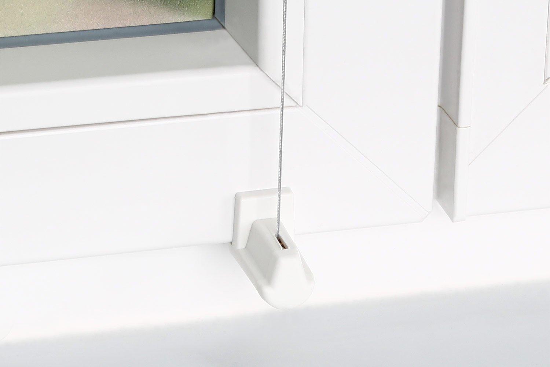 Fensterbrett 70 mm Tief Ohne Seitenteile Silber 1800 mm Lang Fensterbank