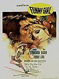 Funny Girl, Barbra Streisand, Omar Sharif, Kay Medford, Anne Francis, 1968 - Premium Movie Poster Reprint 8