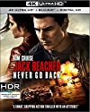 Jack Reacher: Never Go Back (2pc) [Blu-Ray ULTRA HD]