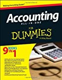 img - for Accounting All-in-One For Dummies (For Dummies (Business & Personal Finance)) by Boyd, Kenneth, Epstein, Lita, Holtzman, Mark P., Kass-Shraib (2014) Paperback book / textbook / text book