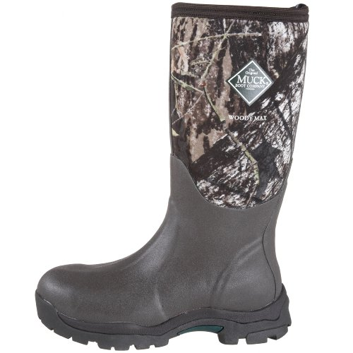 Muck Woodymax Rubber Insulated Women's Hunting Boots by Muck Boot (Image #5)