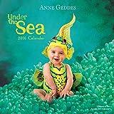 Anne Geddes 2016 Wall Calendar: Under the Sea