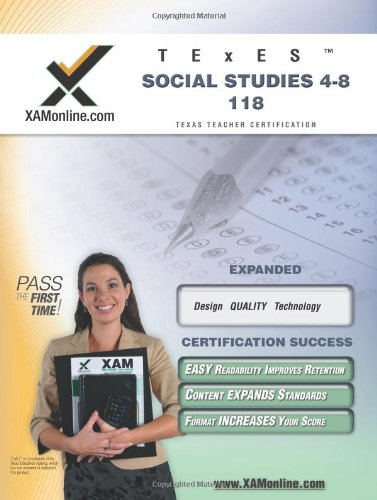 TExES Social Studies 4-8 118