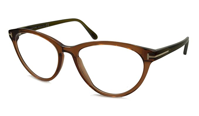 ea42cdf0c7 Tom Ford Rx Eyeglasses - TF5358 Purple   Frame only with demo lenses ...