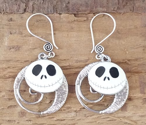 Pumpkin King Bling Earrings