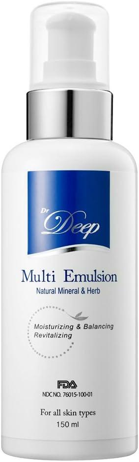 Dr.Deep Multi Emulsion - Multi Emulsión Hidratante Profundo Planta ...