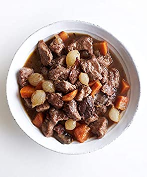 Babeth's Feast Beef Bourguignon & Potatoes 8oz - Set of 6 / Chef-Crafted Frozen Meals/No Preservatives Babeth's Feast