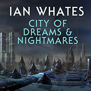 City of Dreams & Nightmare Audiobook