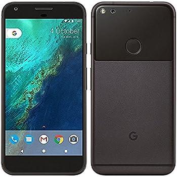 "Google Pixel 128GB Phone, Quite Black, 5"" (Certified Refurbished)"