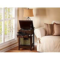 Buena Vista Laptop End Table