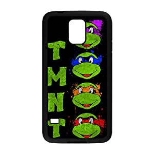 TMNT Fashion Comstom Plastic case cover For Samsung Galaxy S5