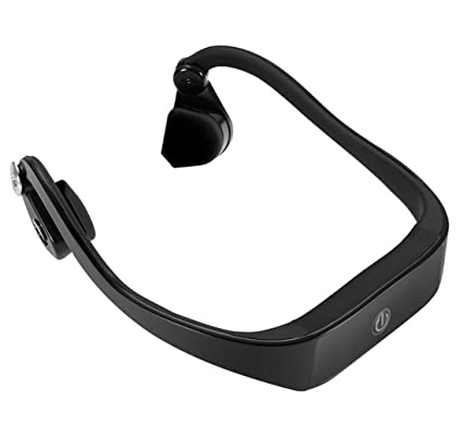 DANDANJIE Auricular Auriculares Bluetooth de conducción ósea Auriculares Impermeables Deportivos a Prueba de Sudor Huawei Huawei