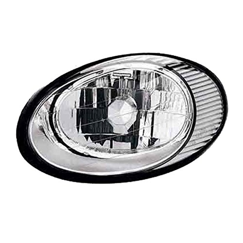 Ford Taurus 96-98 Left Driver Side Lh Headlight Headlamp New Lens & Housing