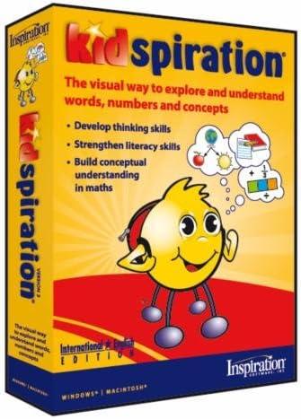 Kidspiration 3 [VISTA & OSX Compatible] 51afPmOjsfL