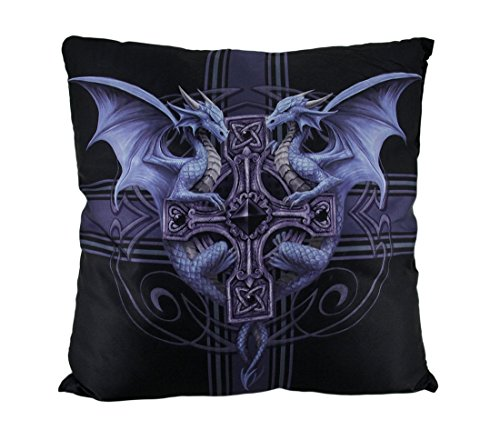 Anne Stokes Gothic Dragon Duo Celtic