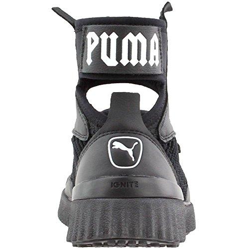 01 Mid Fenty Trainer PUMA Black 190938 Women qFRXwzx