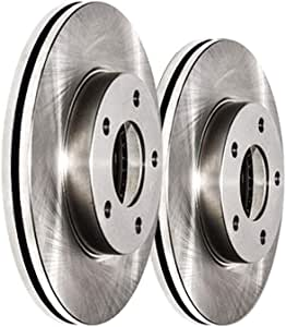 2004 2005 2006 for Dodge Sprinter 3500 Front /& Rear Rotors and Pads 276mm Rotor