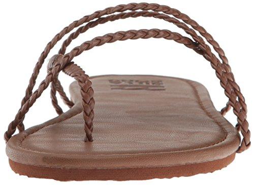 Sandal Billabong It Crossing Brown Slide Women Desert rIangBqrU