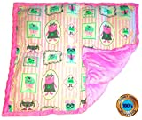Weighted Sensory Lap Pads - Choose From 3 to 11 lbs & More than 10 Designs