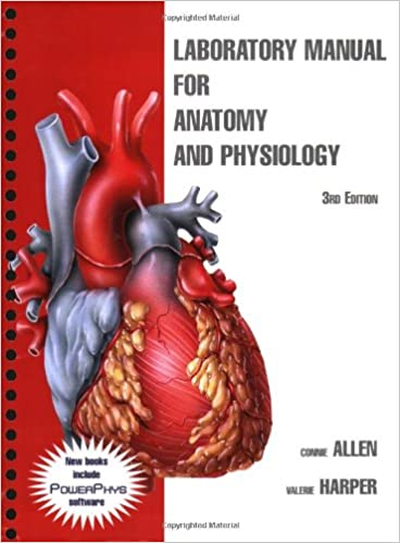 Laboratory manual for anatomy and physiology 9780470084700 laboratory manual for anatomy and physiology 3rd edition fandeluxe Gallery