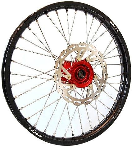 Amazon Com Warp 9 Mx Complete Front Wheel