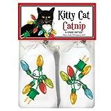 Christmas Lights Kitty Cat Nip