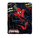 Spiderman ''City Leap'' Silky Soft 40'' x 50'' Throw