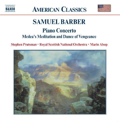 Barber: Piano Concerto / Die N...