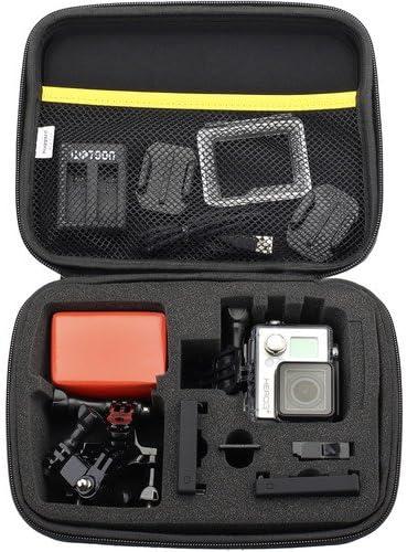 Medium Ruggard EVA Case for GoPro Cameras 4 Pack
