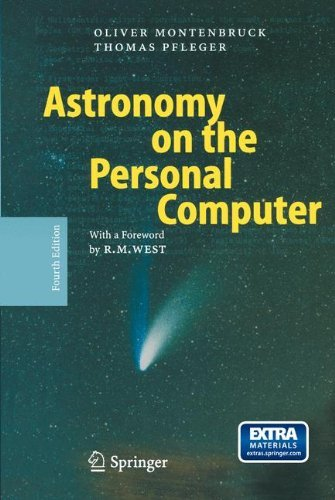 Picture of an Astronomy on the Personal Computer