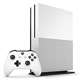 Xbox One S 500GB Console (Renewed) [video game]