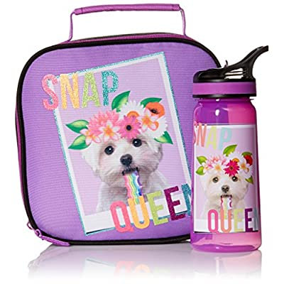 best The Children's Place Lunch Box and Water Bottle Set
