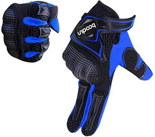 ARTOP Motorrad Handschuh Herren Touchscreen Motorradhandschuhe Sommer Motorcross Cross Handschuhe Männer Alle…