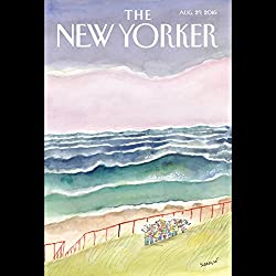 The New Yorker, August 29th 2016 (Vinson Cunningham, Ed Caesar, Adam Gopnik)