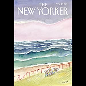 The New Yorker, August 29th 2016 (Vinson Cunningham, Ed Caesar, Adam Gopnik) Periodical