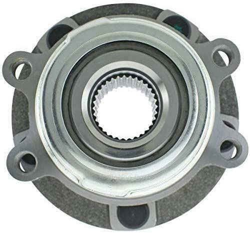TUPARTS 513307 Wheel Bearing and Hubs Front Right Compatible with for Nissan Murano 2009-2015 for Nissan Quest 2011 W//ABS Sensor