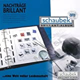 Schaubek 643T06B Set of leaves Germany 2002-2009 brillant