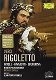 Verdi - Rigoletto / Luciano Pavarotti, Ingvar Wixell, Edita Gruberova, Victoria Vergara, Ferruccio Furlanetto, Riccardo Chailly by Deutsche Grammophon