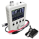 STARTO Digital Oscilloscope Kit Handheld with Power Supply and BNC-Clip Cable Probe(Assembled Finished Machine) Q15001