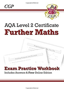 aqa certificate in further mathematics amazon co uk val hanrahan