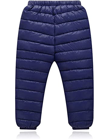 icefeld Boys Snow Trousers